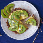 Sugar-free Tropical Raw Mango Tarts