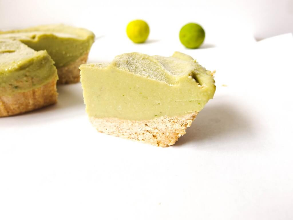 pie coconut key lime tart with key lime pie with a coconut key lime ...