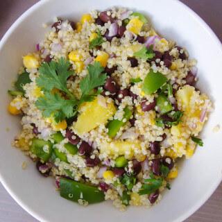 Southwestern Quinoa Salad