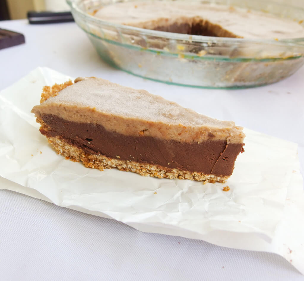 Fudge Tart Recipe — Dishmaps