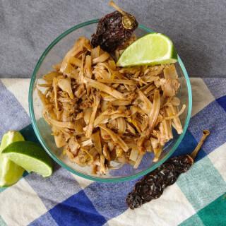 {Former home of} Slow Cooker Chipotle Jackfruit Carnitas