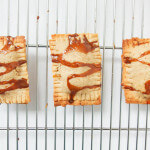 Vegan Bananas Foster Pop Tarts