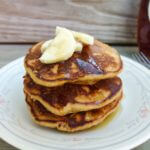 Chickpea Almond Pancakes
