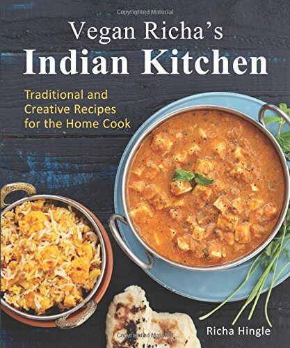 Vegan richas indian kitchen review and recipe forumfinder Images