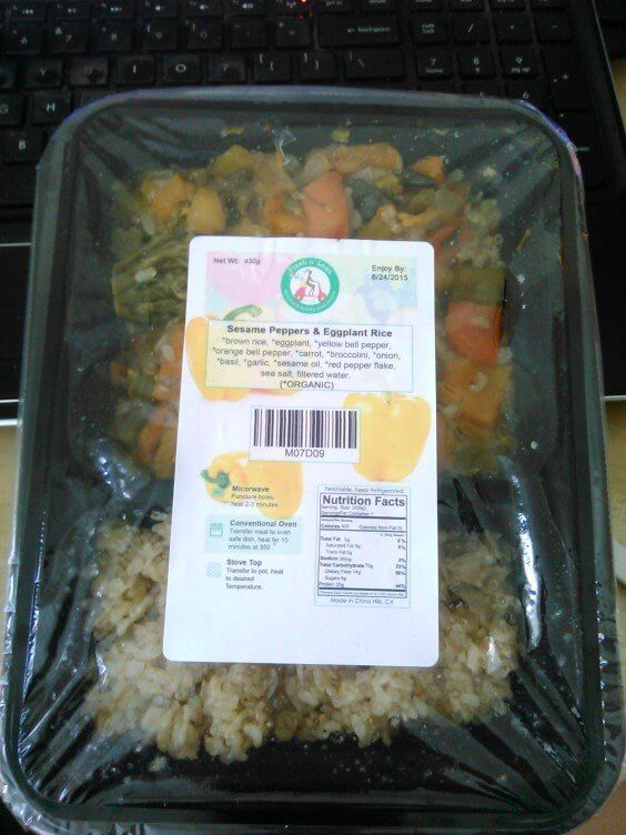 Fresh n' Lean Vegan Meal Delivery Review | yupitsvegan.com
