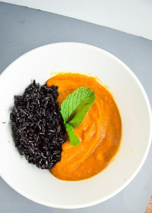 Rice Cooker Black Rice / How to Make Black Rice in the Rice Cooker