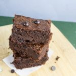 Fudgy Walnut Brownies (Gluten-free)