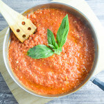 30-Minute Fresh Tomato Marinara