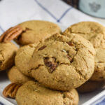 Vegan Maple Pecan Cookies | yupitsvegan.com