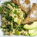 Super Green Tofu Scramble | Yup, it's Vegan