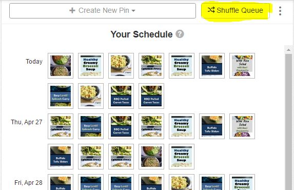 How I Doubled My Pinterest Traffic: Mix up your pinning order to get more Pinterest clicks