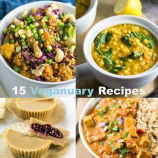 15 Hearty, Healthy, Non-Weird Vegan Recipes for Veganuary