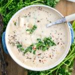 Vegan Chowder (Clam-Free) | Yup, it's Vegan