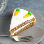 Classic Vegan Carrot Cake | Yup, it's Vegan