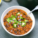 Ultimate Vegan Chili | Yup, it's Vegan