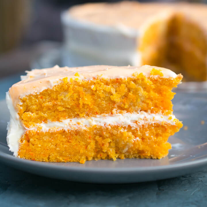 Dreamy Vegan Orange Cake Yup It S Vegan Recipes